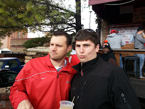 Photo: More tailgating