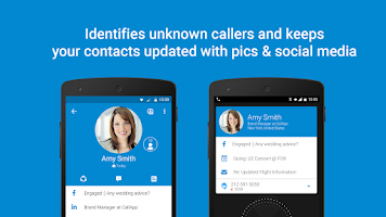 Screenshot of CallApp - Caller ID & Block