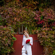 Wedding photographer Elena Shaptala (ElenaShaptala). Photo of 28.10.2016