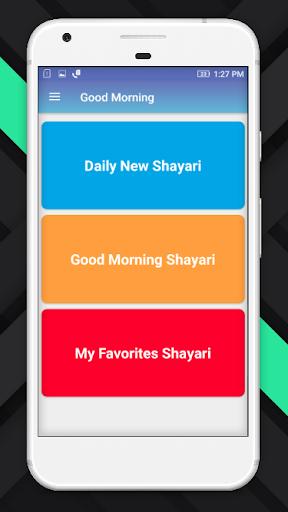 Good Morning Shayari & Messages 2.0.1 screenshots 2