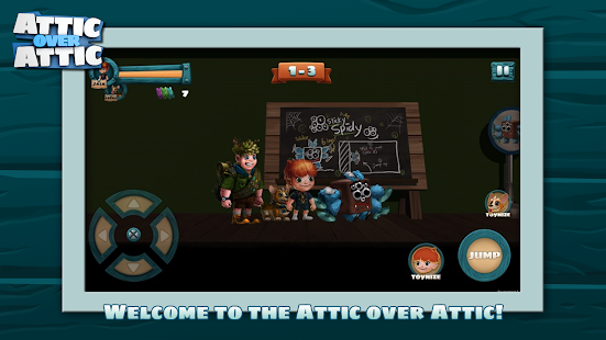 Attic over Attic- screenshot thumbnail