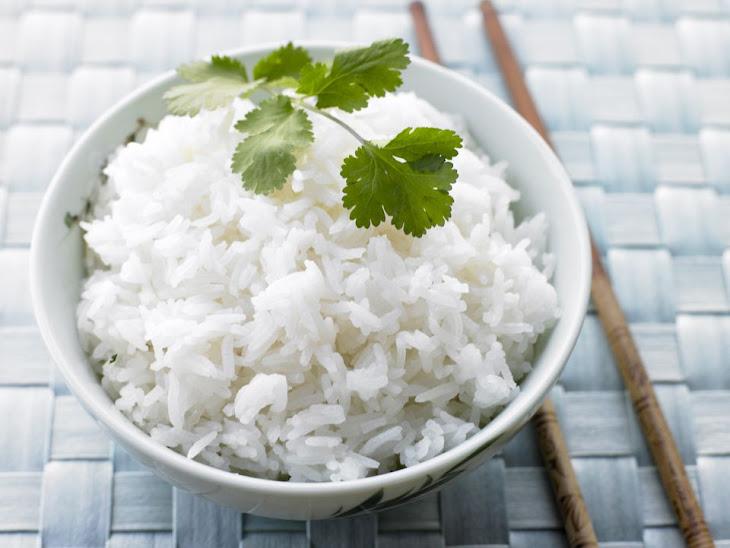 Coconut Infused Jasmine Rice Recipe