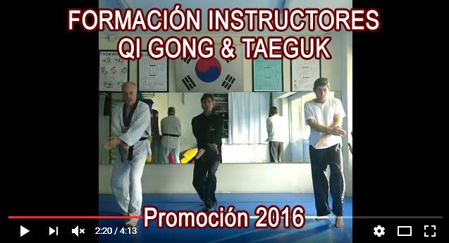 Resultado de imagen de formacion instructores qi gong y taeguk
