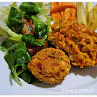 Chickpea Balls Recipes