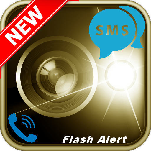 Flash Alert Call&sms Pro -Free