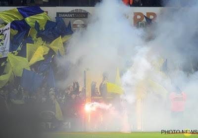 Waasland-Beveren risque une amende suite au comportement de ses supporters