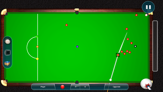 Snooker Professional 3D : The Real Snooker 1.9 APK + MOD (Unlocked) 3