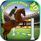 Jumping Horse Ride 3D