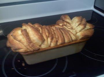Cinnamon Sugar Pull Apart Bread Recipe