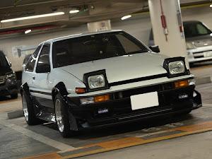 スプリンタートレノ AE86 昭和59年式GT-APEXのカスタム事例画像 おしーんさんの2020年07月09日00:21の投稿