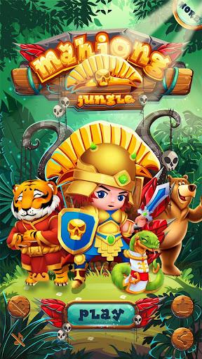 Mahjong Jungle  captures d'écran 1