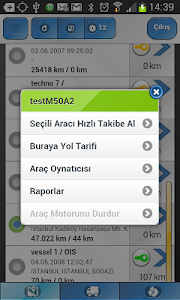 Özse Takip screenshot 5