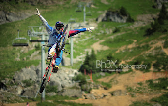 Photo: Sometimes we dream to fly... Rider: Brandon Semenuk Contest: MountainStyle Chatel 2011, France Enjoy!