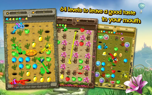 Yumsters! Free - Color Match Puzzle game ss3