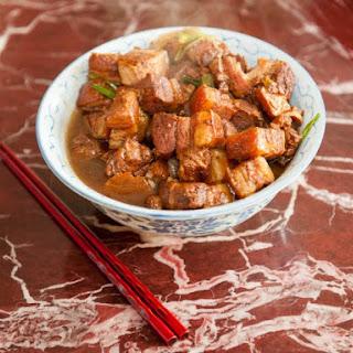 Chinese Pork Stew.