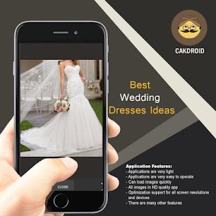Představa o nejlepší svatební šaty - náhled