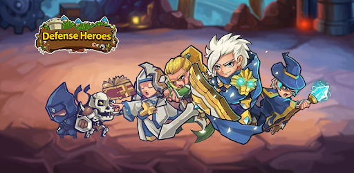 Defense Heroes Defender War Offline Tower Defense Mod Apk 0.2.5
