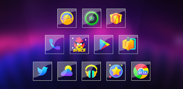 Opacix - Icon Pack