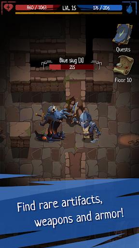 Roguelike RPG Offline - Order of Fate apkpoly screenshots 2