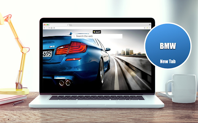 BMW Wallpapers New Tab Theme