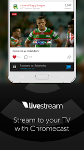 Livestream Screenshot