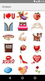 Adult Emoji for Loving Couples - náhled