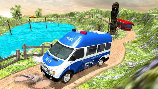 US Police Car Chase Driver:Free Simulation games 1.0.6 screenshots 4