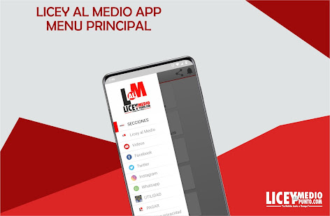 Licey Al Medio for PC-Windows 7,8,10 and Mac apk screenshot 2