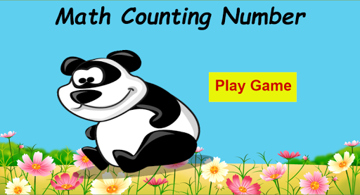 Math Counting Number for Kids