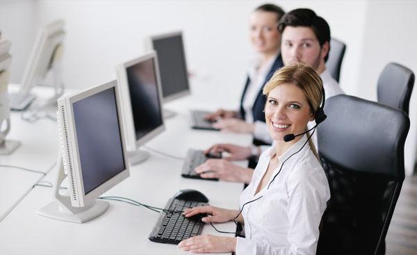 Trung tâm chăm sóc khách hàng chuyên nghiệp