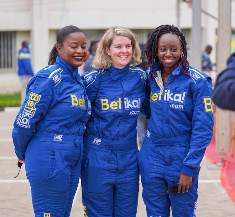 Maxine, Muiruri named in Betika line-up for WRC Safari