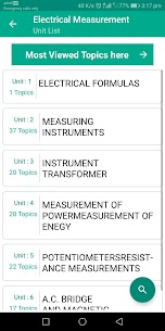 Electrical Measurement App Download for Android 2