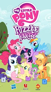 My Little Pony: Puzzle Party- screenshot thumbnail