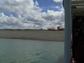 Photo: Ferry crossing street of Malaga
