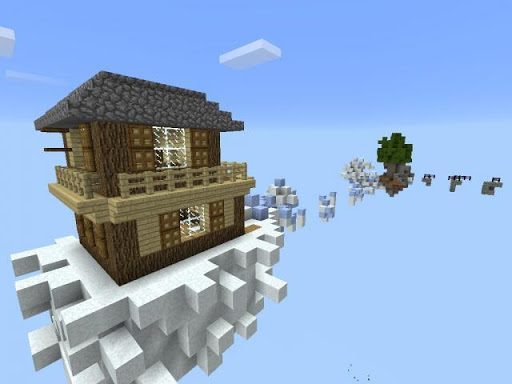 Christmas Skyblock Map Guide