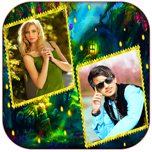 Dual Fantasy Photo Frame apk