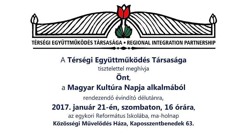 Magyar Kultúra Napja 2017.01.21