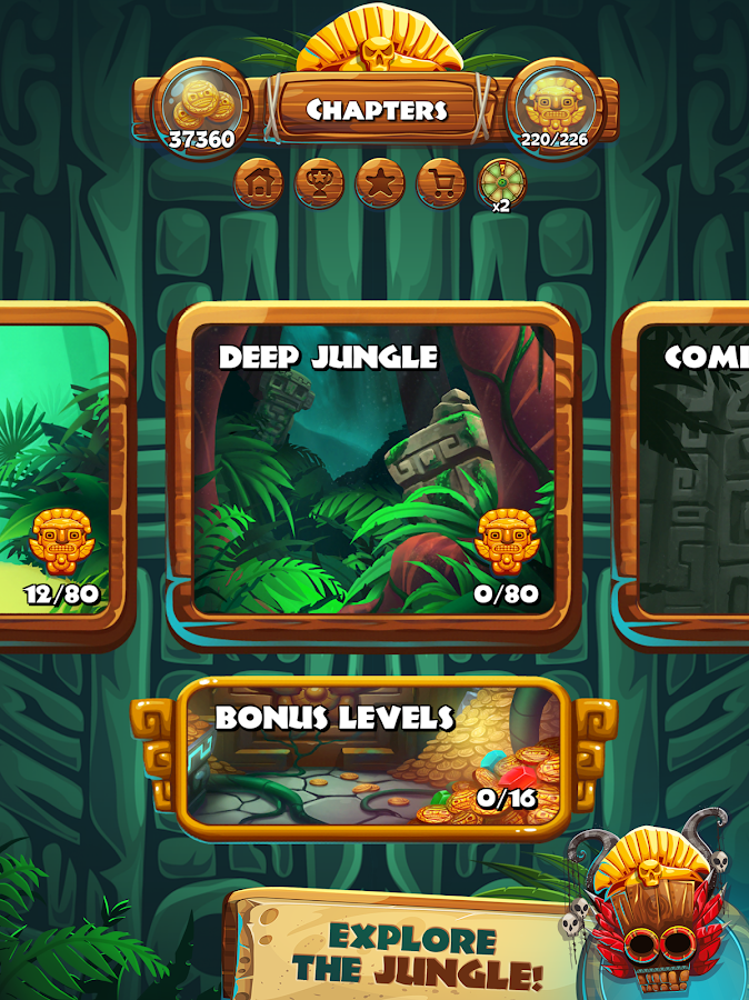 Jungle Mash- screenshot