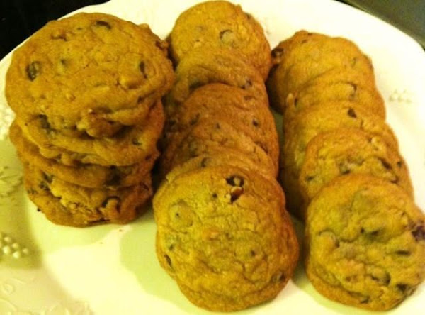 Candy Bar Chocolate Chip Walnut Cookies Recipe
