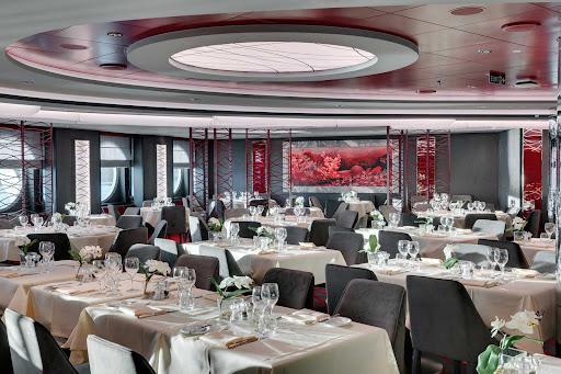 msc-seaside-Seashore-Restaurant.jpg - A look at the Seashore Restaurant, one of the complimentary dining venues on MSC Seaside.