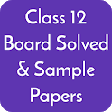 Class 12 CBSE Board Solved Papers & Sample Papers icon