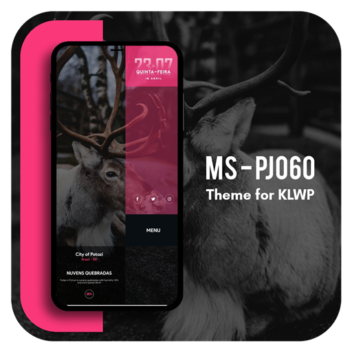 MS - PJ060 Theme for KLWP