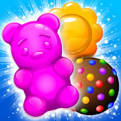 Candy Bears Mania icon