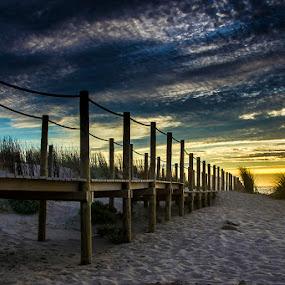 Guincho by Paulo Mendonça - Landscapes Beaches