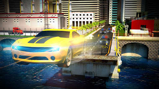 Traffic Racer Free Car Game  screenshots 6