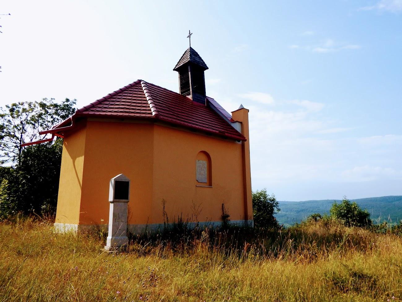Tatabánya - Felsőgallai kálvária a Bódis-hegyen