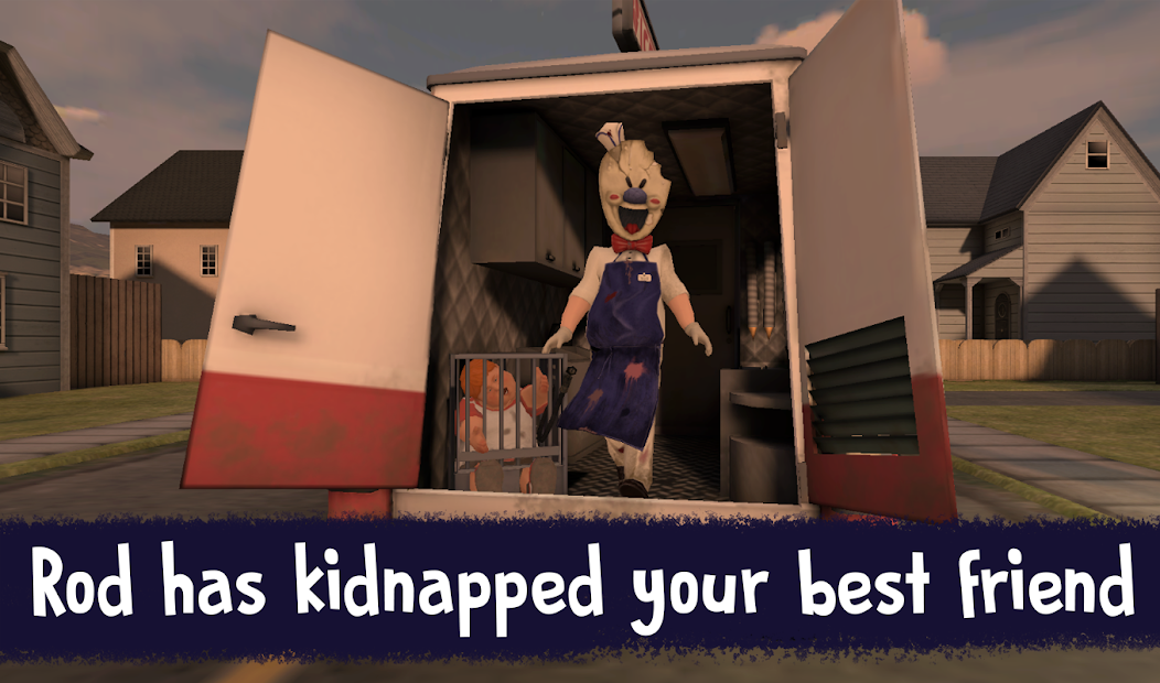 Ice Scream 1: Horror Neighborhood Android App Screenshot