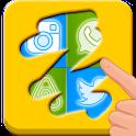 Guess Logo - Scratch it Quiz icon