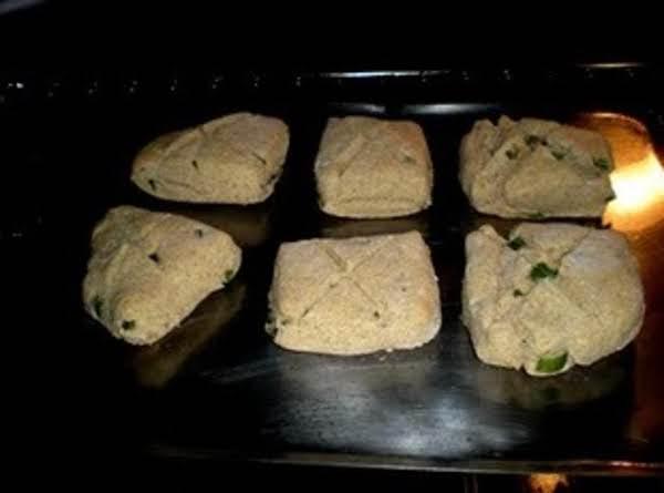 Jalapeno Polenta Scones Recipe