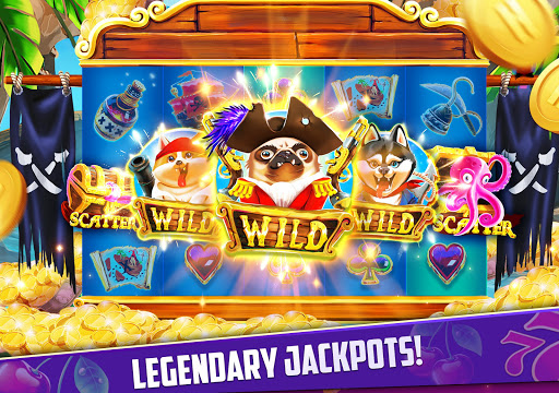 Stars Slots Casino - Vegas Slot Machines apkmr screenshots 13